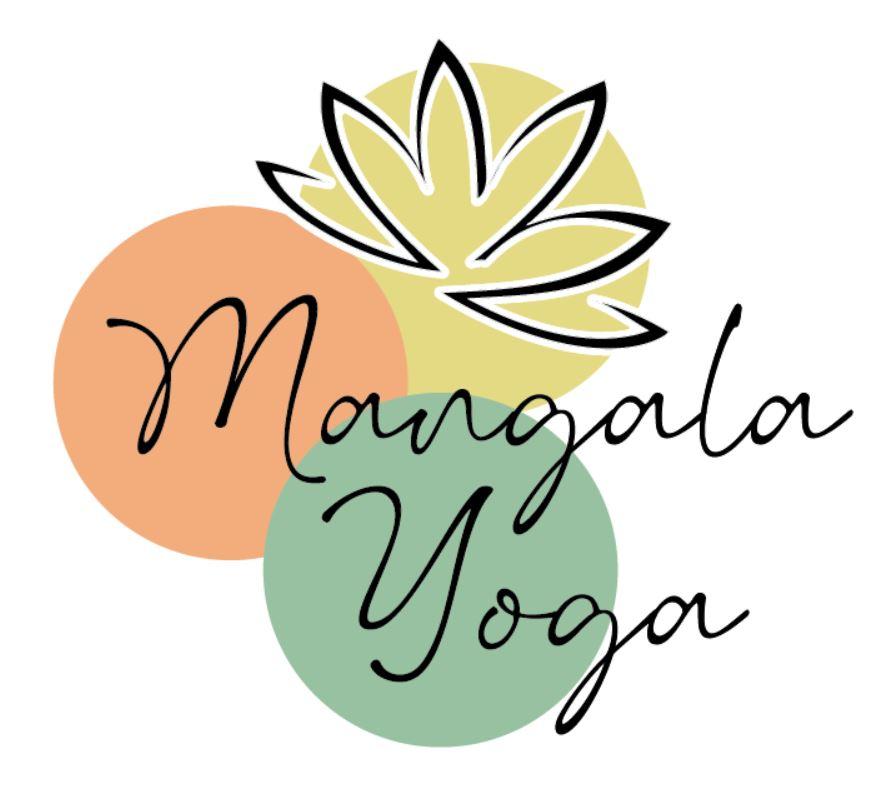 Mangala Yoga in Warrington Logo